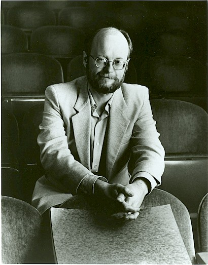 Charles Wuorinen, Davies Symphony Hall, San Francisco