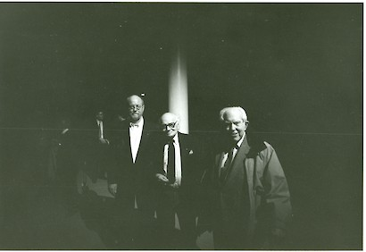Wuorinen, Babbitt and Carter