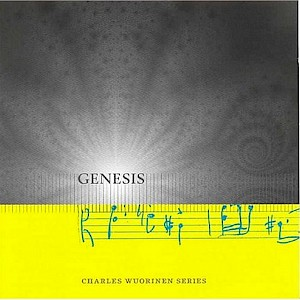 Genesis, Mass, Josquin: Ave Christe, A Solis Ortu (Charles Wuorinen Series)-cover
