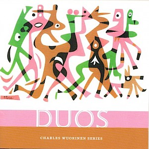 Duos (Charles Wuorinen Series)-cover
