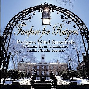 Fanfare For Rutgers-cover