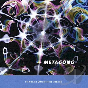 Metagong, album cover, Albany Records