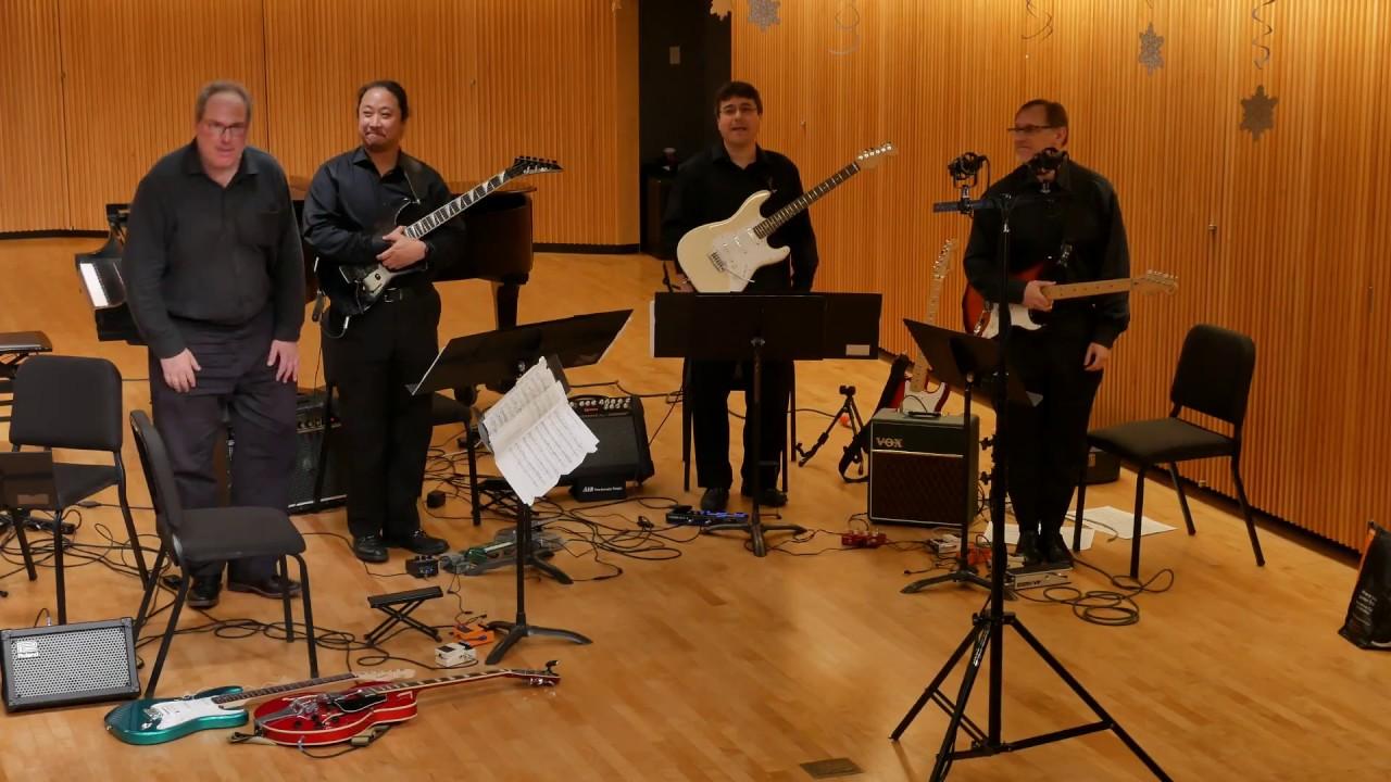 Electric Quartet (2013) for four electric guitars