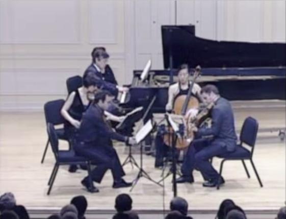 Second Piano Quintet